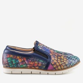 Pantofi sport din piele naturala Faustine