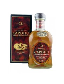 Whisky Cardhu 12 ani , whisky Single Malt