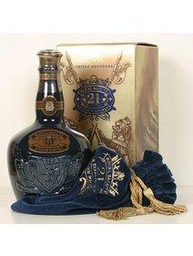 Whisky Chivas Regal Royal Salute 21 ani.