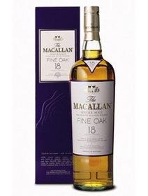 Whisky Macallan Fine Oak, 18 ani