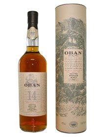 Whisky Oban 14 ani 0,700 ml. Single Malt