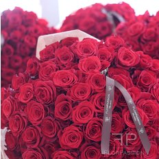 144 Red Roses Bouquet