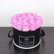 Acqua Roses Box Million Flowers