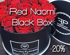 Red Naomi Black Box