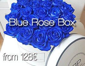 Blue Rose Box