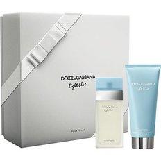 DOLCE & GABBANA COFANETTO D&G LIGHT BLUE EAU DE TOILETTE