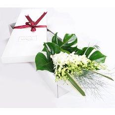 Elegant Orchid Gift Box