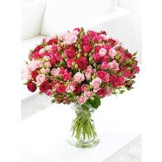 Mini Rosa Bouquet